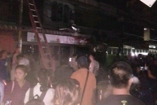 Dua meninggal dunia akibat ledakan di ruko di Medan