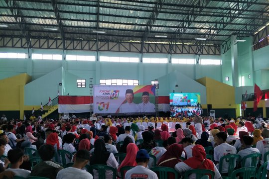 Jokowi dijadwalkan kampanye terbuka di Sukabumi