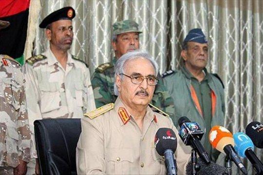Sudah tujuh hari pertempuran berkecamuk di dekat ibu kota Libya