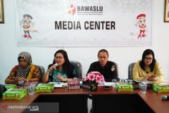Bawaslu : 733 TPS di Kalteng rawan jual beli surat suara