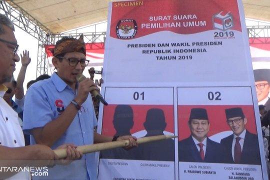 Sandiaga Akan Bangun Infrastruktur Penunjang Wisata Di Sukabumi