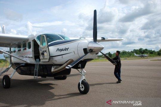 Susi Air akan uji coba penerbangan perintis ke Bandara Tambelan