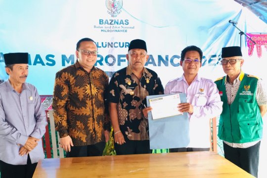 Baznas luncurkan pembiayaan mikro di area bencana Sulteng