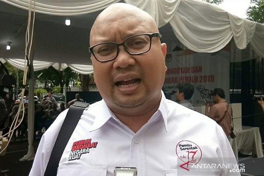 KPU belum mulai rekapitulasi suara nasional
