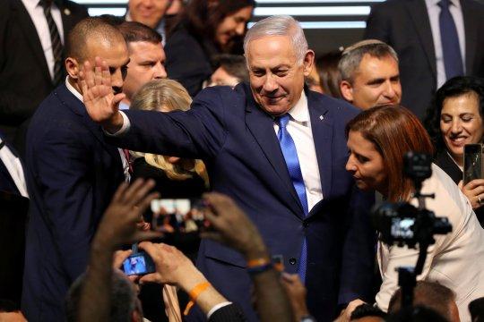 Partai Gantz akui kekalahan dalam pemilihan umum Israel