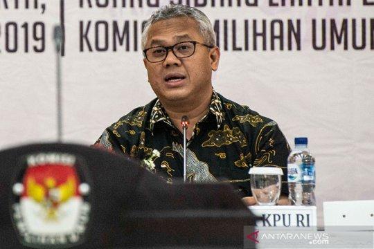 Ketua KPU jelaskan kendala rekapitulasi penghitungan suara luar negeri