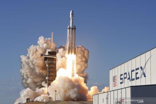 Gandeng SpaceX, Satelit Satria bakal meluncur 2023
