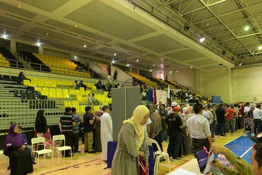 WNI di Qatar ikuti pemilu di empat TPS