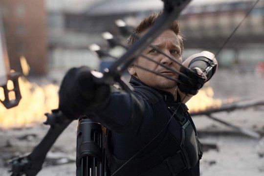 Disney akan buat serial tokoh Marvel Hawkeye