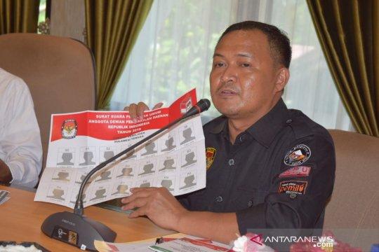 Pemilih di Palu diimbau tidak hanya mencoblos surat suara presiden