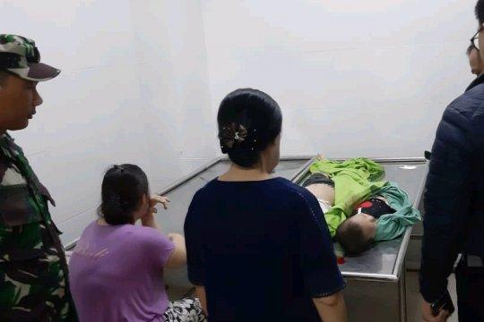 Dua korban meninggal akibat ledakan di Medan anak kecil