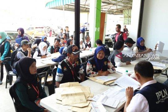 Hasil rekapitulasi suara di PPLN Tawau, Jokowi-Amin 80,87 persen