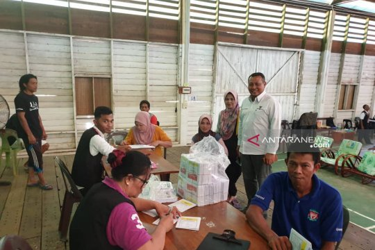 Penghitungan perolehan suara pemilu di PPLN Tawau rampung