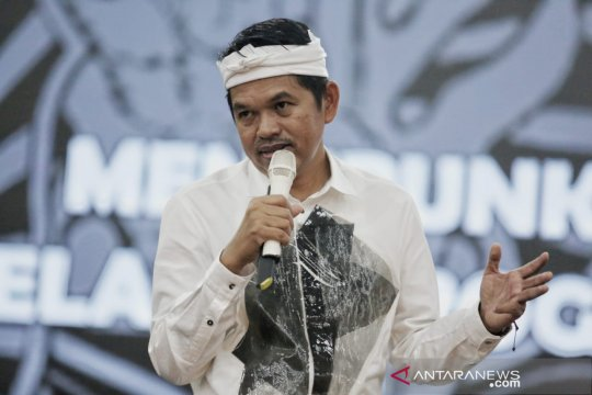 Dedi Mulyadi: Temuan surat suara tercoblos harus diusut tuntas
