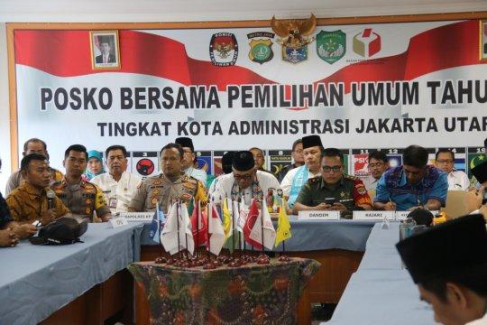 Jakarta Utara siap laksanakan pemilu pada 17 April