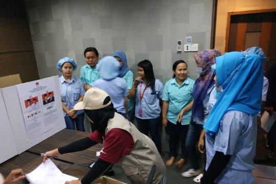 38.124 pekerja Indonesia di Tawau mencoblos melalui KSK
