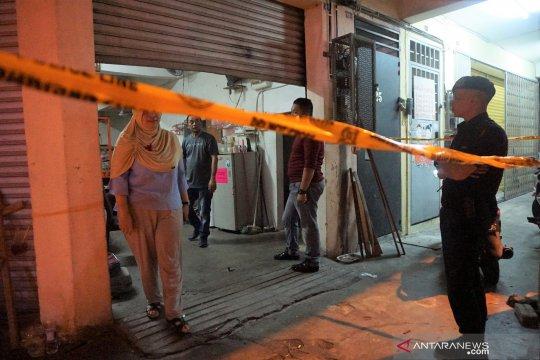 Lokasi penemuan surat suara tercoblos di Malaysia