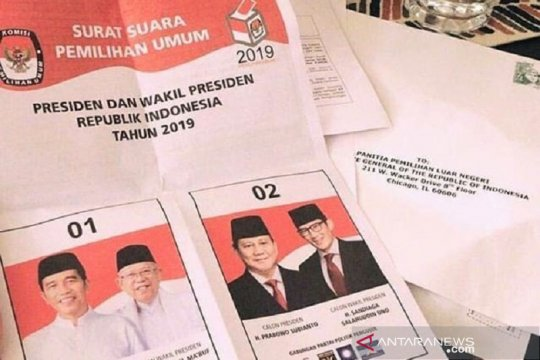 Diaspora Indonesia di Michigan, Amerika, ikuti pemilu via pos
