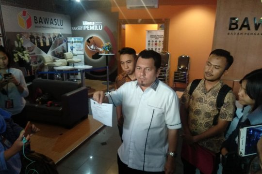 TKN laporkan Ketua Panwaslu Kuala Lumpur Ke DKPP