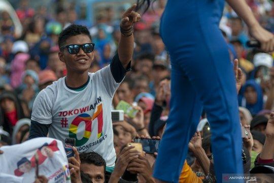 Kampanye Nasdem untuk Jokowi-Amin