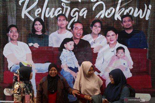 Kampung nuansa Jokowi