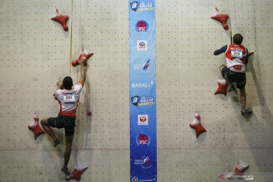 Atlet panjat tebing Indonesia ikuti kejuaraan di Rusia