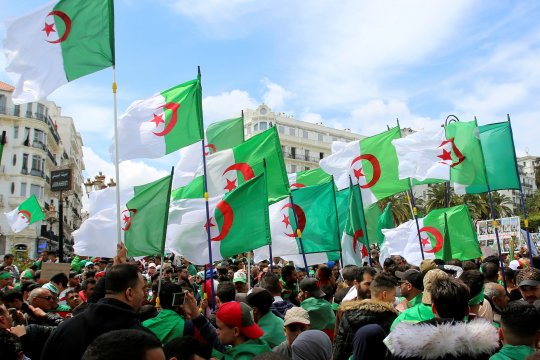 Pemilu presiden Aljazair mungkin ditunda