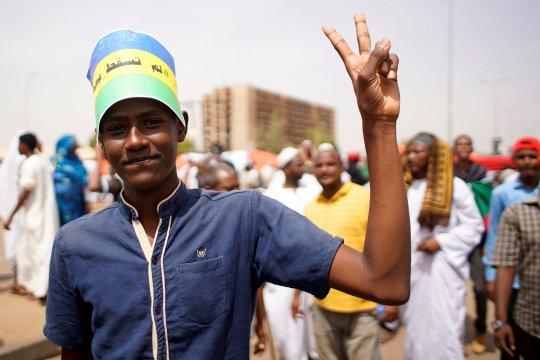 Kepala intelijen Sudan mundur