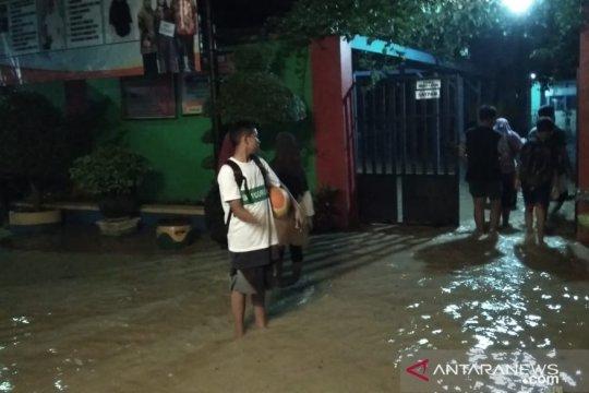 Banjir di Pamekasan mulai masuk wilayah kota