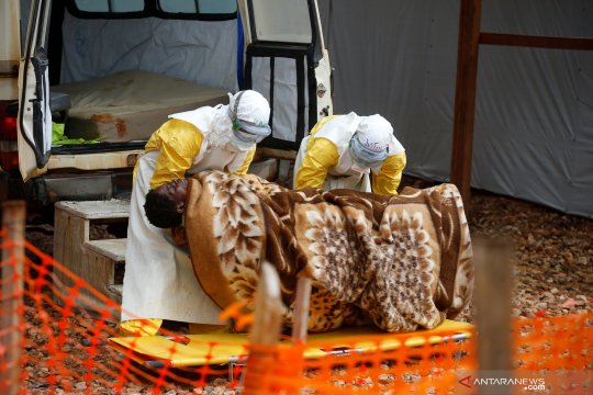 Dokter Kamerun tewas dalam serangan di zona Ebola