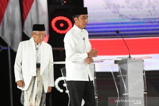 "Jokowi dorong pembangunan ekonomi ""Indonesia sentris"""