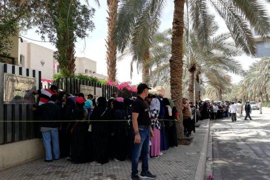 WNI di Arab Saudi antusias ikuti pemilihan umum