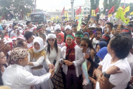 "Yenny: Arab Pegon ""Tetap Jokowi"" bukan politik aliran"