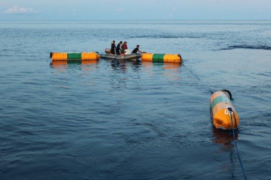 KKP tertibkan 20 rumpun ilegal di perbatasan perairan RI-Filipina