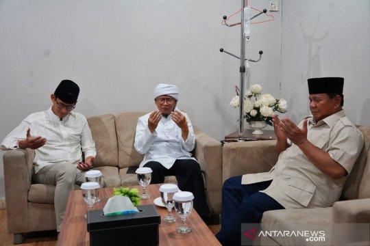 BPN : Aa Gym mendukung Prabowo-Sandiaga