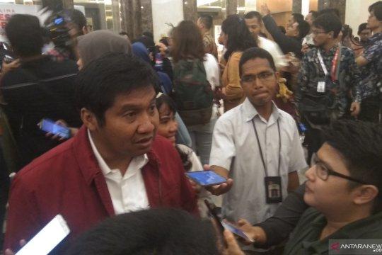Seusai coblosan Marurarar usulkan Jokowi-Prabowo ngopi bareng
