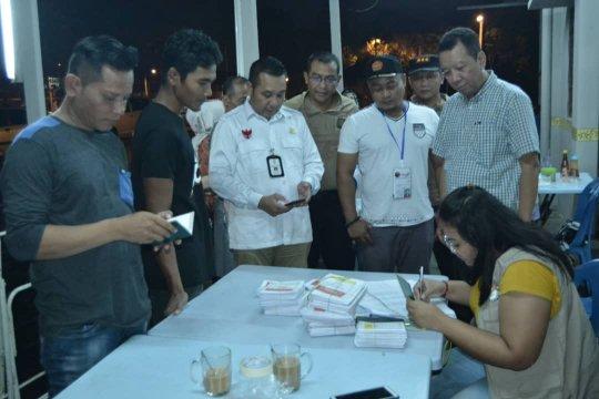 Konjen RI Johor Bahru pantau langsung pelaksanaan Pemilu 2019