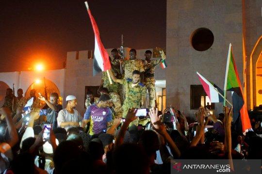 Arab Saudi dukung langkah dewan militer Sudan