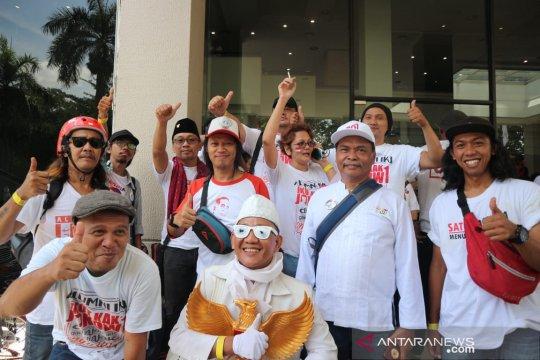 Ikatan Alumni IKJ: Kami dukung Jokowi lewat karya