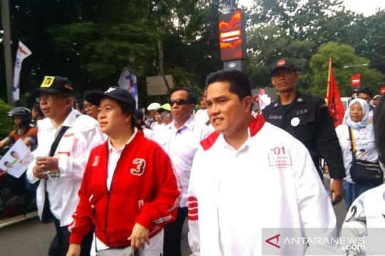 TKN: pertumbuhan ekonomi pada era Jokowi sehat