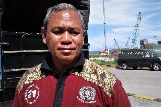 Logistik pemilu di Kabupaten Kupang tiba Sabtu
