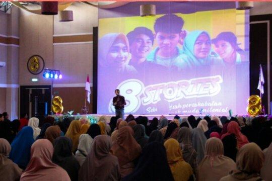 PKS edukasi politik milenial melalui nobar film