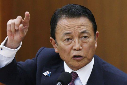 Jepang desak anggota G20 waspadai peningkatan ketegangan perdagangan