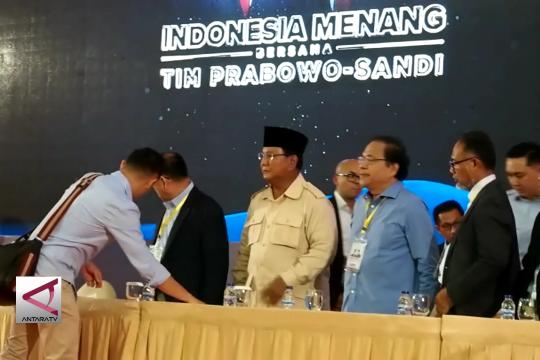 Prabowo gandeng Gatot Nurmantyo di barisan pendukungnya