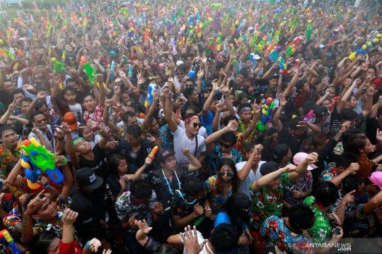 Jelang liburan Songkran, Thailand catat lonjakan kasus COVID-19