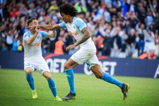 Hasil dan klasemen Liga Prancis, Marseille masuk empat besar
