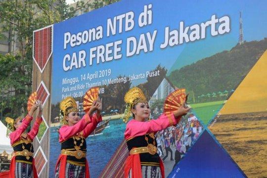 Warga Jakarta diajak kunjungi wisata halal NTB