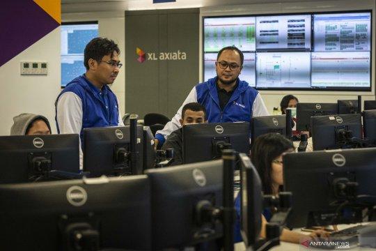 XL Axiata siapkan jaringannya antisipasi kenaikan trafik data saat Pemilu serentak 2019