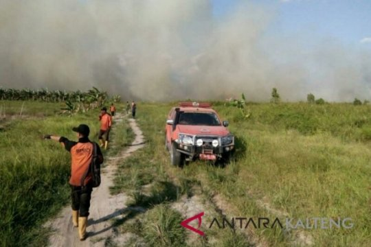 Satgas Gakkum proses 15 tersangka pembakar lahan