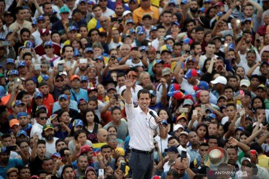 Partai oposisi Venezuela dukung Guaido sebagai ketua Kongres 2020